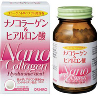 ORIHIRO NANO COLLAGEN + HYALURONIC ACID